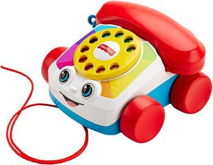 Naljakas telefon imikutele Fisher Price hind ja info | Imikute mänguasjad | kaup24.ee