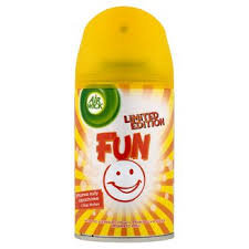 Õhuvärskendaja täide AirWick FreshMatic FUN, 250 ml
