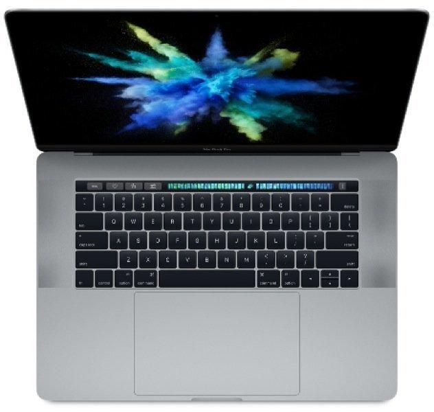 Sülearvuti Apple MacBook Pro 15 Retina Touch Bar (MPTT2RU/A) EN/RUS