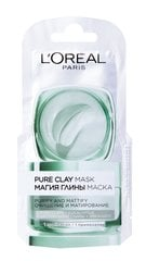 Mask puhastav L'Oreal Paris Pure Clay, 6 ml