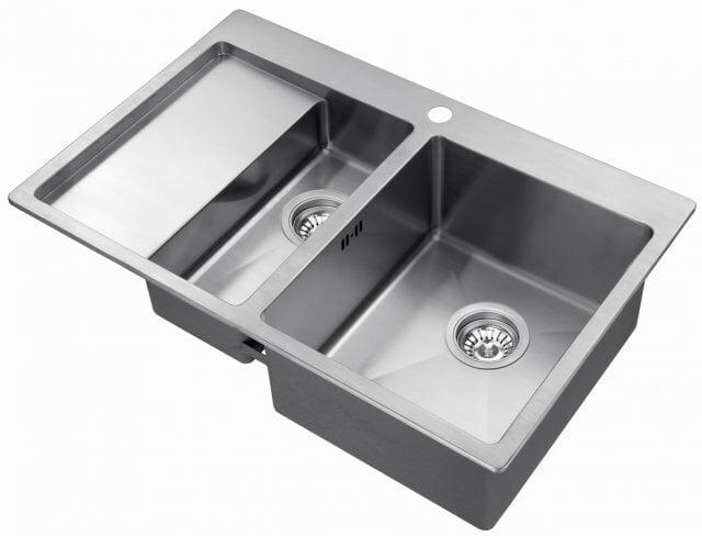 Köögivalamu LUNA-LUN151N-R цена и информация | Köögivalamud | kaup24.ee
