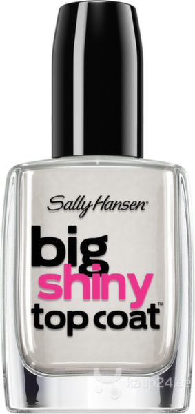 Pealislakk Sally Hansen Big Shiny Top Coat 11.8 ml цена и информация | Küünelakid, küünetugevdajad | kaup24.ee