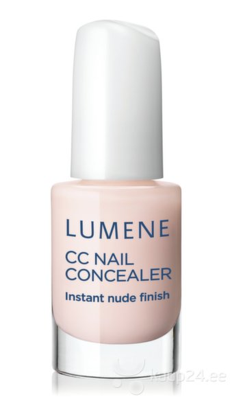 Küünelakk Lumene Gloss & Care CC Gel Effect 5 ml