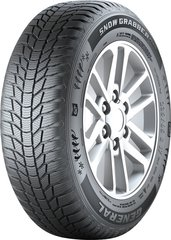 General SNOW GRABBER PLUS 265/60R18 114 H XL