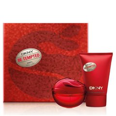 Komplekt DKNY Be Tempted: EDP naistele 50 ml + ihupiim 100 ml