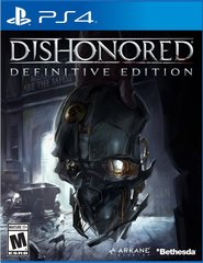 Mäng Dishonored 2, (PS4)