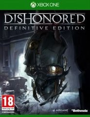 Mäng Dishonored: Death of the Outsider, (PS4)