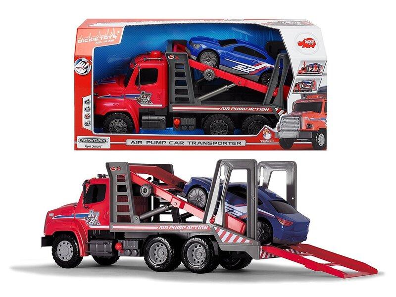 Autode transportija koos autoga Dickie Toys цена