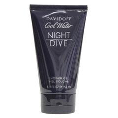 Dušigeel Davidoff Cool Water Night Dive meestele 150 ml