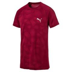 Meeste T-särk Puma evoKNIT Camo, punane