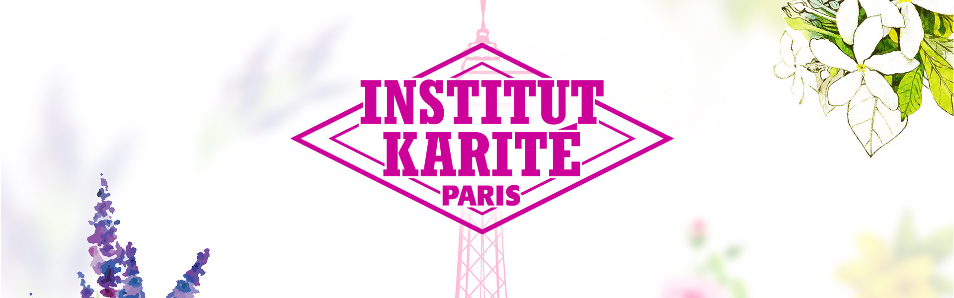 Масло ши Institut Karite Paris 98 % Shea Butter Rose Mademoiselle 50 мл                             Institut Karite Paris