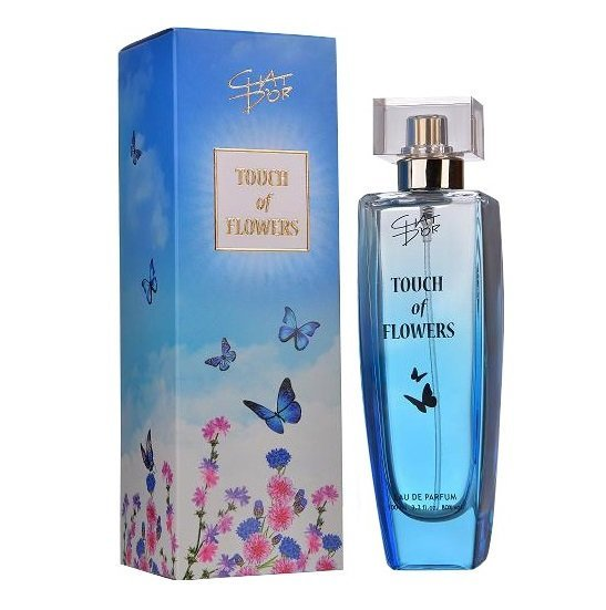 55fd9599182 Parfüümvesi Chat D'or Touch Of Flowers EDP naistele 100 ml