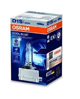 47daf92ba80 OSRAM Cool Blue Intens Xenarc D1S 6000k Xenon pirn (1tk)