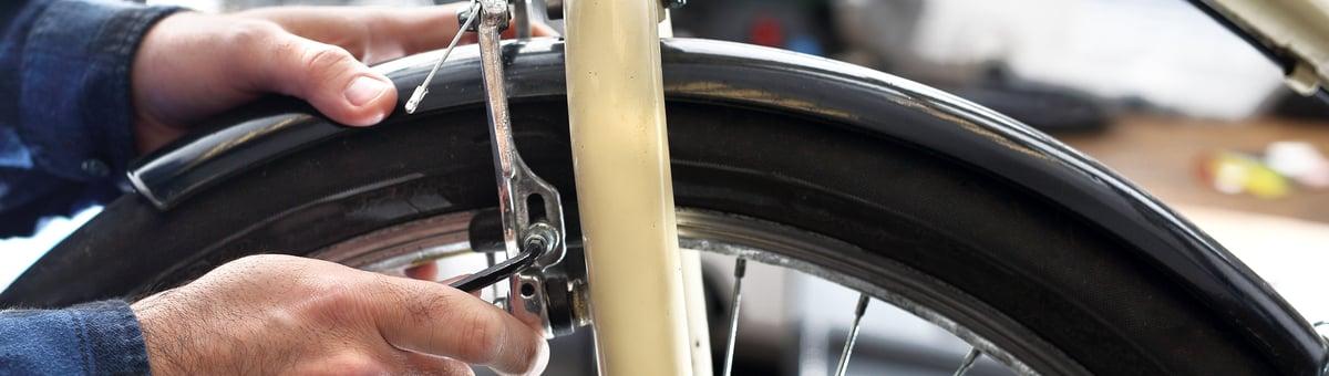 Kuidas hooldada ja reguleerida jalgratta pidureid?