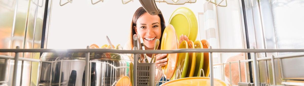 Уход за посудомоечной машиной: средства и советы