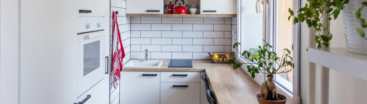 Millised kodumasinad valida väiksesse kööki?